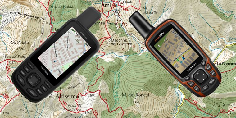 GARMIN GPSMAP 66s, nuove caratteristiche e confronto con il gpsmap 64s
