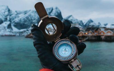 Il polo nord magnetico accelera!