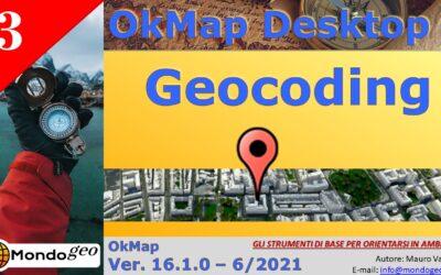 OkMap: Geocoding