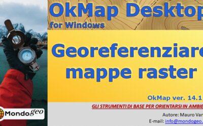 Georiferire mappe con OkMap